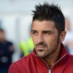 David Villa Called Up To Spain Squad For World Cup Qualifiers