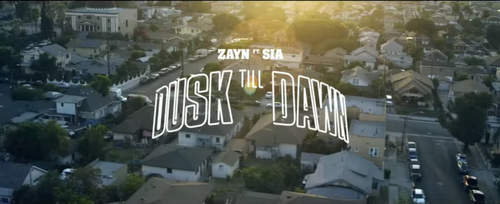 zayn dusk till dawn