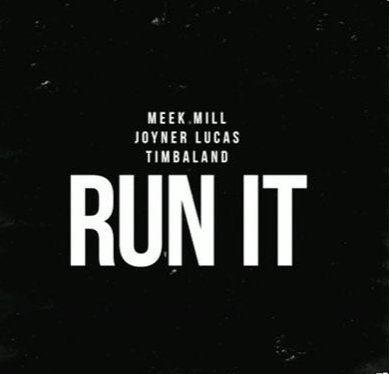 Meek Mill Run It Lyrics