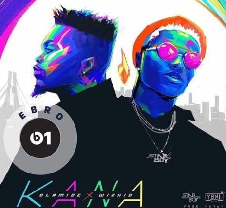 Olamide Kana Download