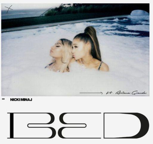 Nicki Minaj Bed