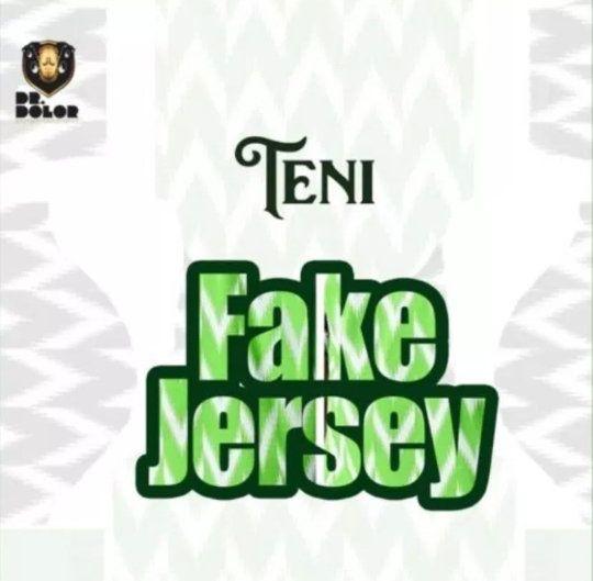Teni Fake Jersey