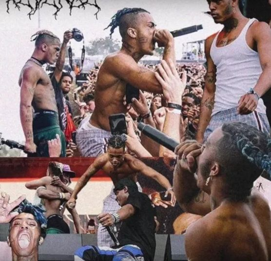 XXXTentacion Tear Drop