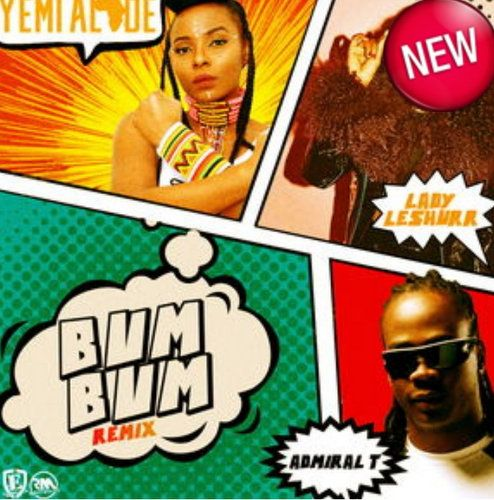 yemi alade bum bum remix download