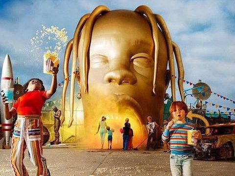 Travis Scott Stop Trying to Be God