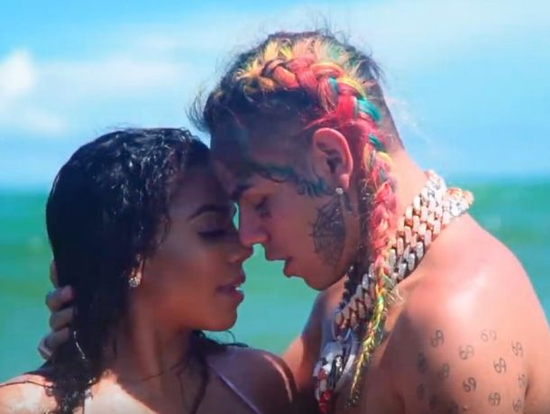 6ix9ine - BEBE ft. Anuel AA (Mp3) - Mp3 download