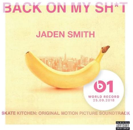 Jaden Smith BACK ON MY SHIT