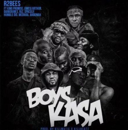R2bees Boys Kasa