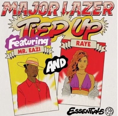 Major Lazer Tied Up