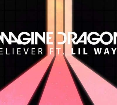 Imagine Dragons Believer Remix Lyrics