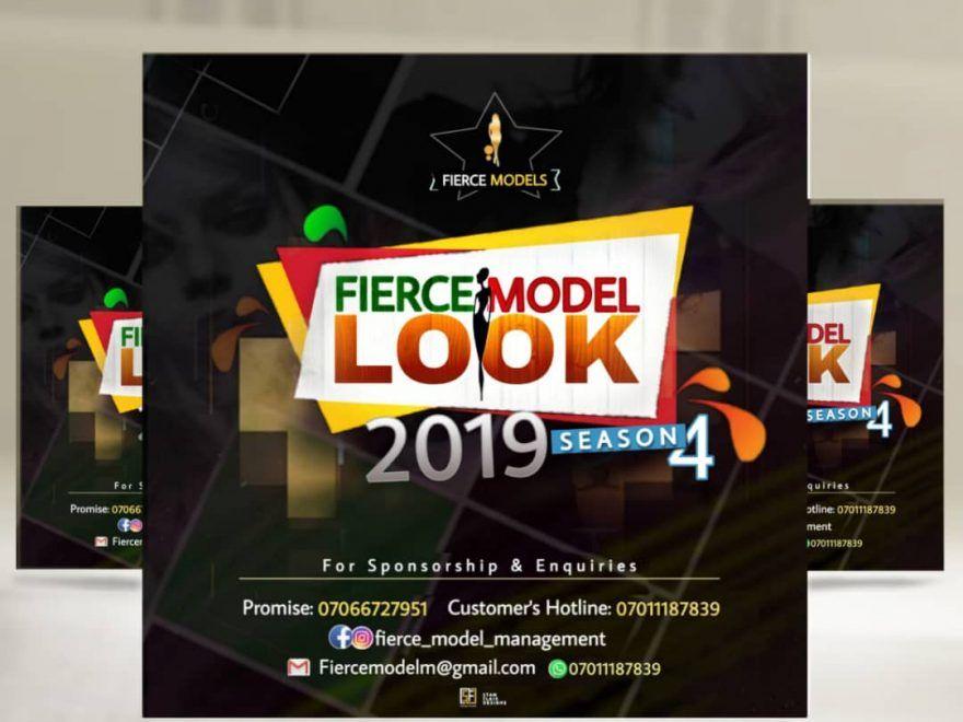 Fierce model look 2019