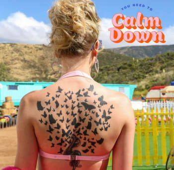 Download Taylor Swift You Need To Calm Down mp3 download