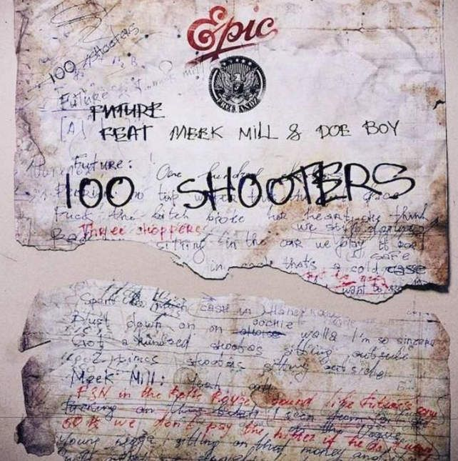 Future 100 Shooters Lyrics