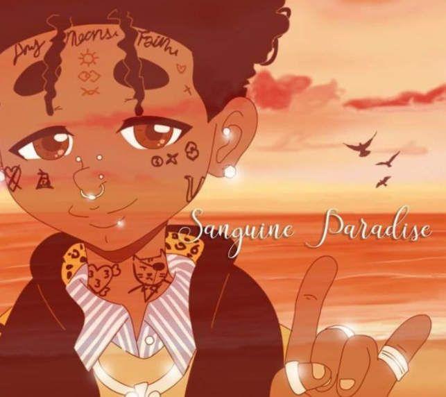 Lil Uzi Vert – Sanguine ParadiseLil Uzi Vert – Sanguine Paradise