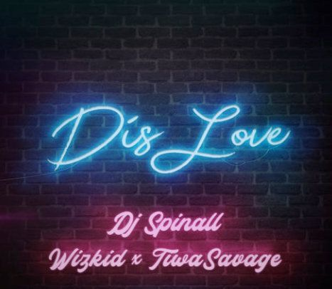 DJ Spinall Dis Love Lyrics