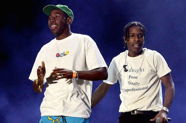 Tyler, The Creator – Run It Ft. ASAP RockyTyler, The Creator – Run It Ft. ASAP Rocky