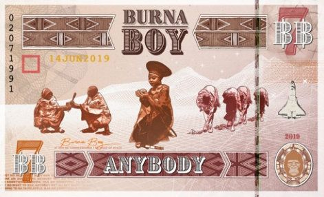 Burna Boy Anybody Lyrics