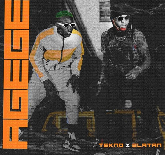 Download Tekno Agege mp3 download