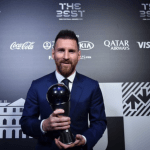 Lionel Messi Wins The 2019 FIFA Best Men's Player Of The Year Award