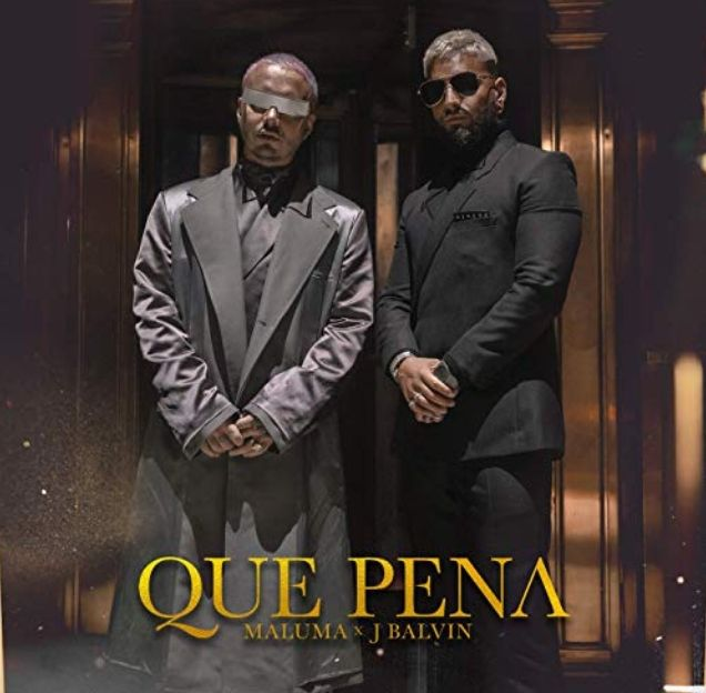Maluma Qué Pena