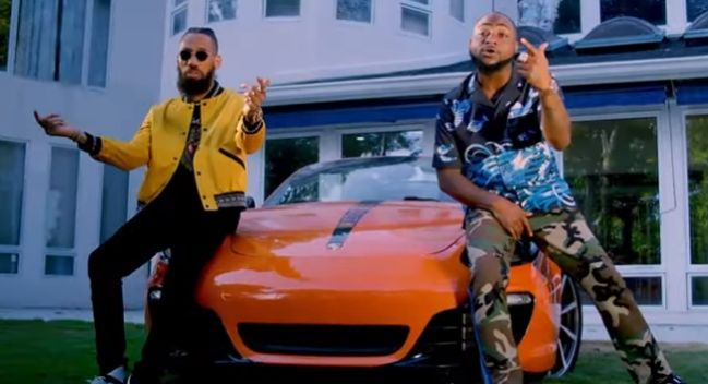 Phyno Ride For You video