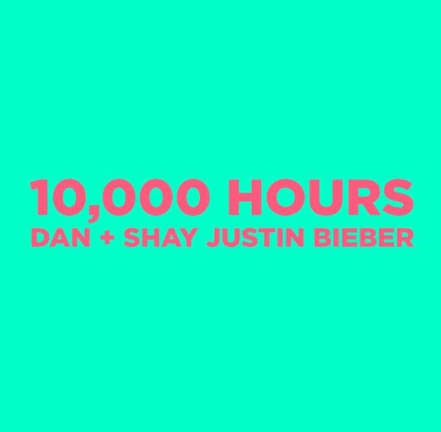 Dan + Shay & Justin Bieber 10,000 Hours