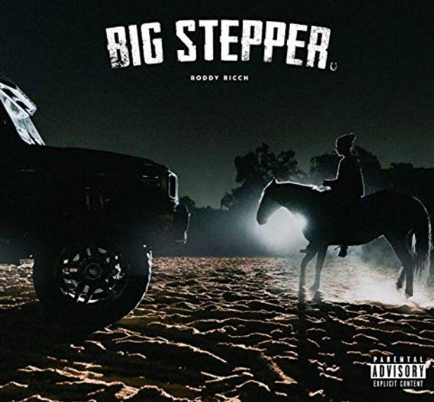Roddy Ricch Big Stepper