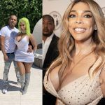 """""""So he's a killer & a sex offender"""" – Wendy Williams shades Nicki Minaj and her husband Kenneth Petty (Video)"""