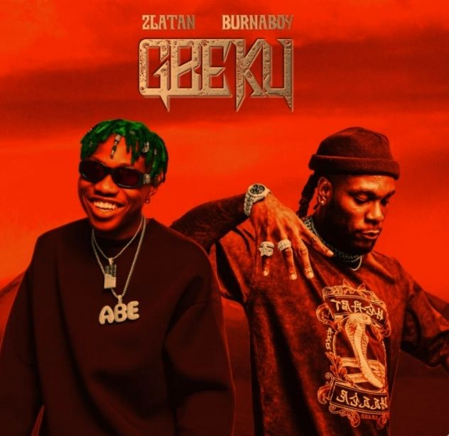 Zlatan x Burna Boy Gbeku mp3 download