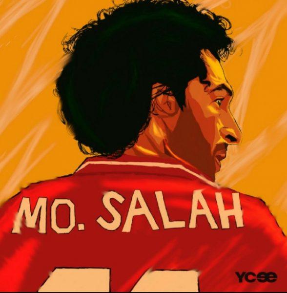 Ycee Mo Salah mp3 download