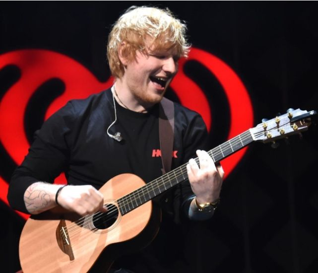 Ed Sheeran Tops Heat'S Rich List Of The Richest British Star Under 30