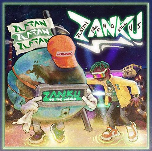 Zlatan Zanku (To The World) Download