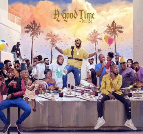 Davido A Good Time download
