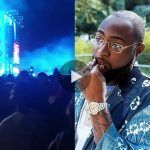 Fans Ignore Davido At Burna Boy's Concert (See Video)