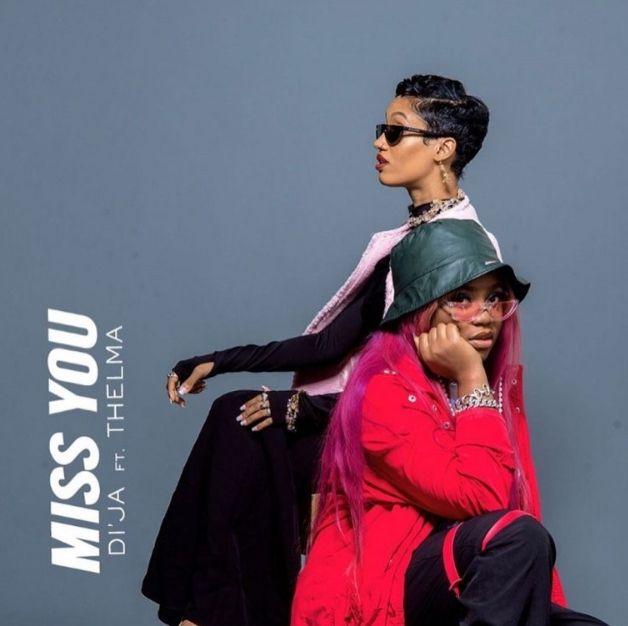 Di'Ja ft. Thelma Miss You mp3
