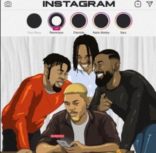 Reminisce ft. Olamide, Naira Marley & Sarz Instagram mp3