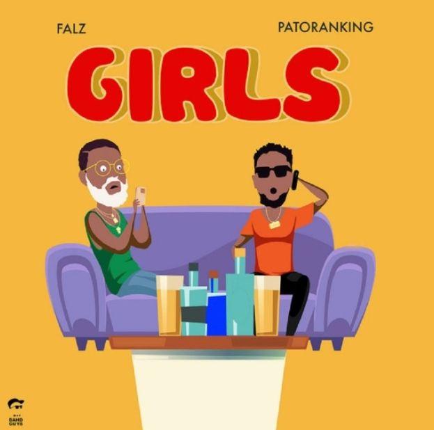 Falz ft. Patoranking Girls mp3