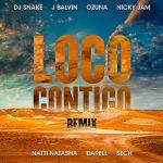DJ Snake Ft. J Balvin, Ozuna, Nicky Jam, Natti Natasha, Darell Y Sech – Loco Contigo (Remix)