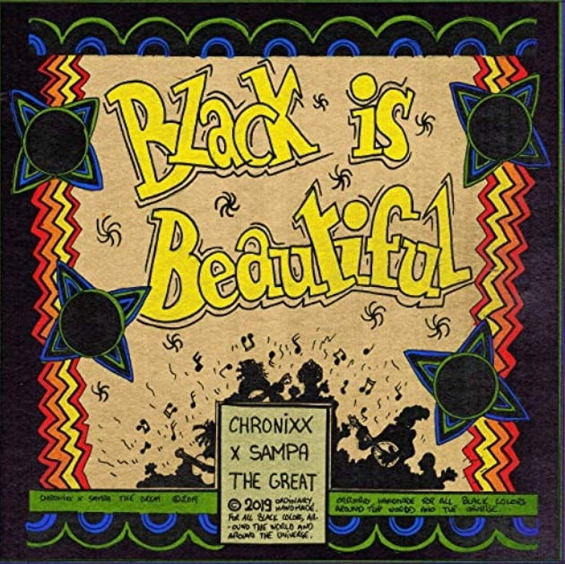 Chronixx ft. Sampa The Great Black Is Beautiful (Remix) mp3