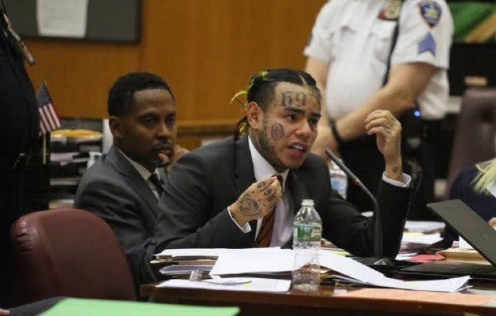 Tekashi 6ix9ine Sentenced To Two Years In Prison