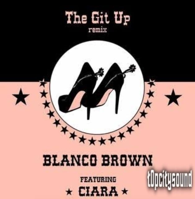 Blanco Brown ft. Ciara The Git Up (Remix) mp3