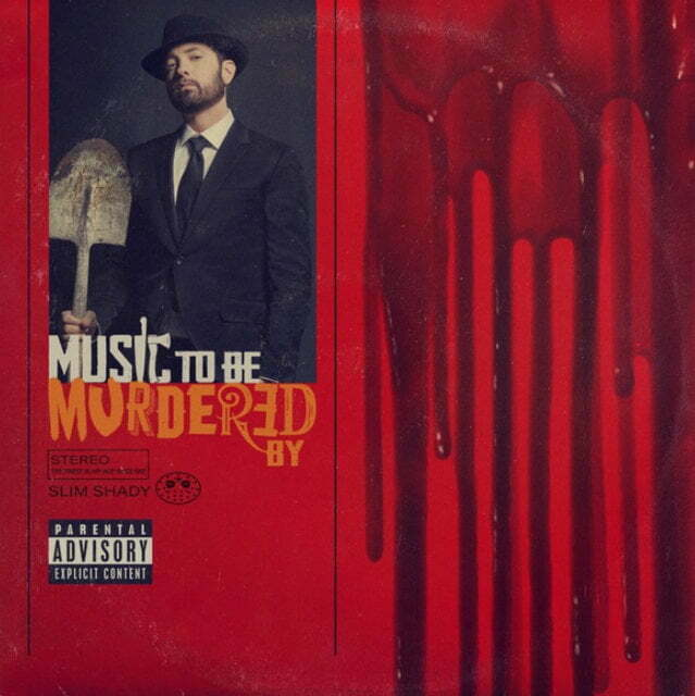 Eminem Music To Be Murdered By download album