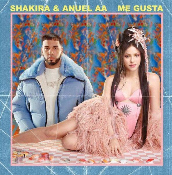Shakira & Anuel AA Me Gusta mp3