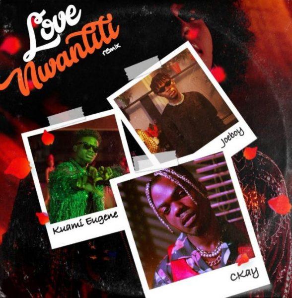 Ckay Love Nwantiti (Remix)