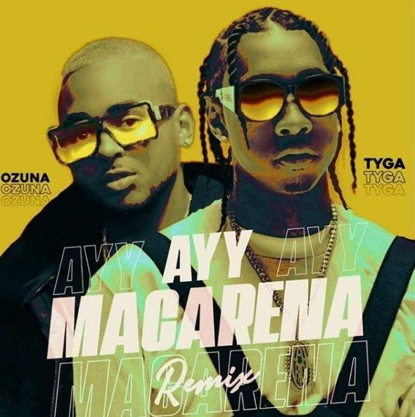 Tyga Ayy Macarena (Remix) mp3