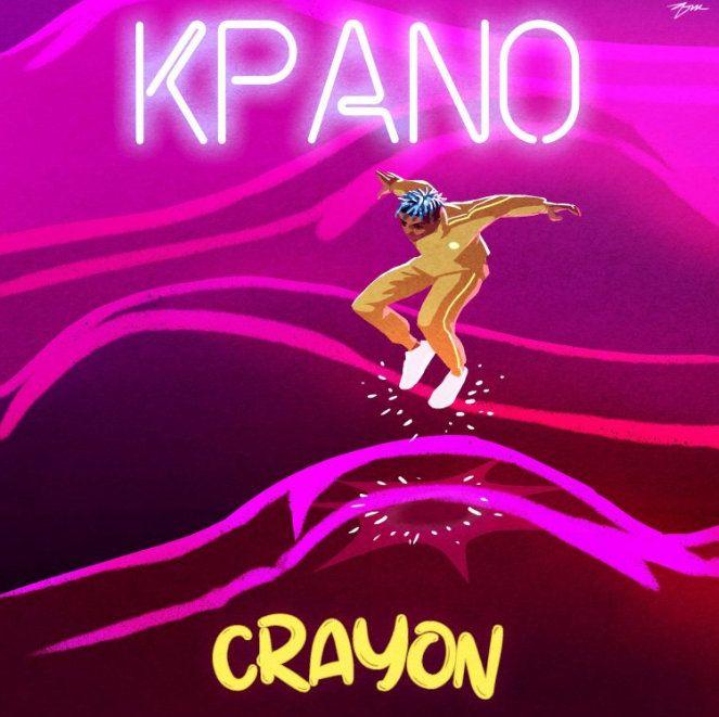 Crayon Kpano