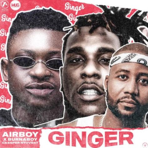 Airboy Ginger mp3