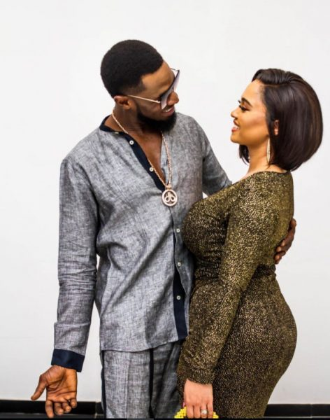"""""""Being With You Gives Me Visible Hope"""" - D'banj Tells Wife, As She Celebrates Her Birthday"""