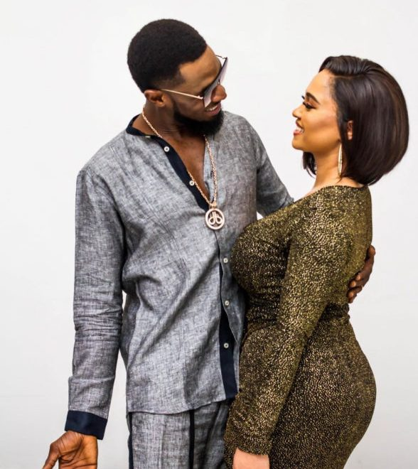 """Being With You Gives Me Visible Hope"" - D'banj Tells Wife, As She Celebrates Her Birthday"