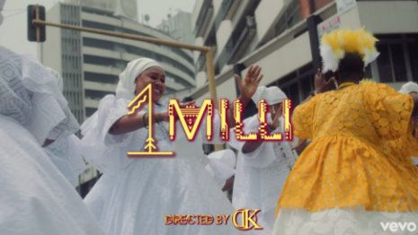 VIDEO: DaVido – 1 Milli (Starring Chioma)